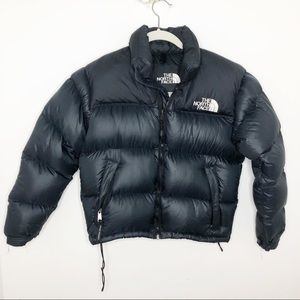 The NorthFace Nupte Puffer 700 Jacket X Small VTG